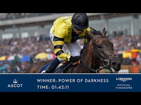 Power Of Darkness Wins The Dubai Duty Free Shergar Cup Mile