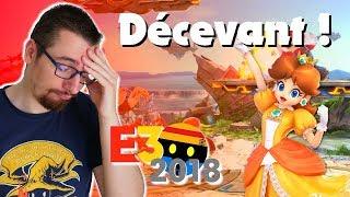 E3 2018 Nintendo : QUELLE DÉCEPTION ! Bibrief'