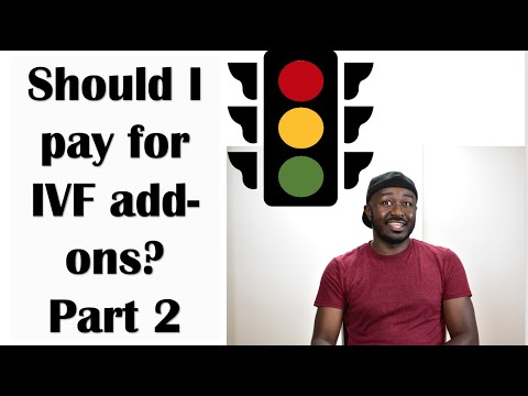 Should I pay for IVF add ons? Part 2