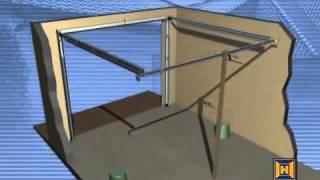 Instalación Puerta de Garaje Seccional | Puertas ESMA | Distribuidor Oficial Hormann