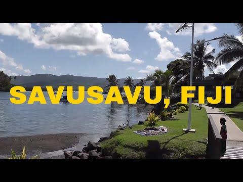 SAVUSAVU, FIJI - DAWN PRINCESS PACIFIC ISLAND 2016 CRUISE- PART 8