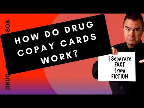 Drug Copay Cards How To - Patient Co-pay Assistance Programs