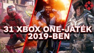 31 játék, amivel játszhatsz Xbox One on 2019-ben