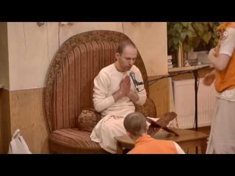 Шримад Бхагаватам 4.24.12 - Сундара Говинда прабху