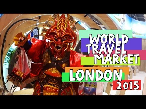 WORLDS BIGGEST TRAVEL EXPO