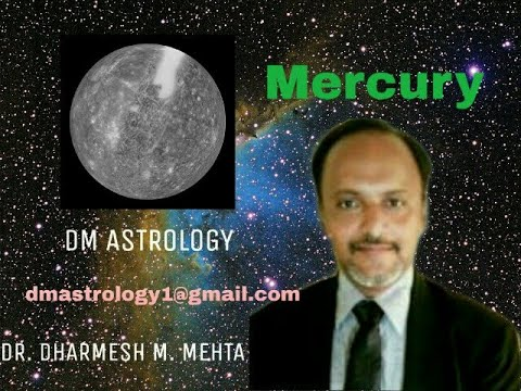Mercury( Budha) By Dharmesh Mehta