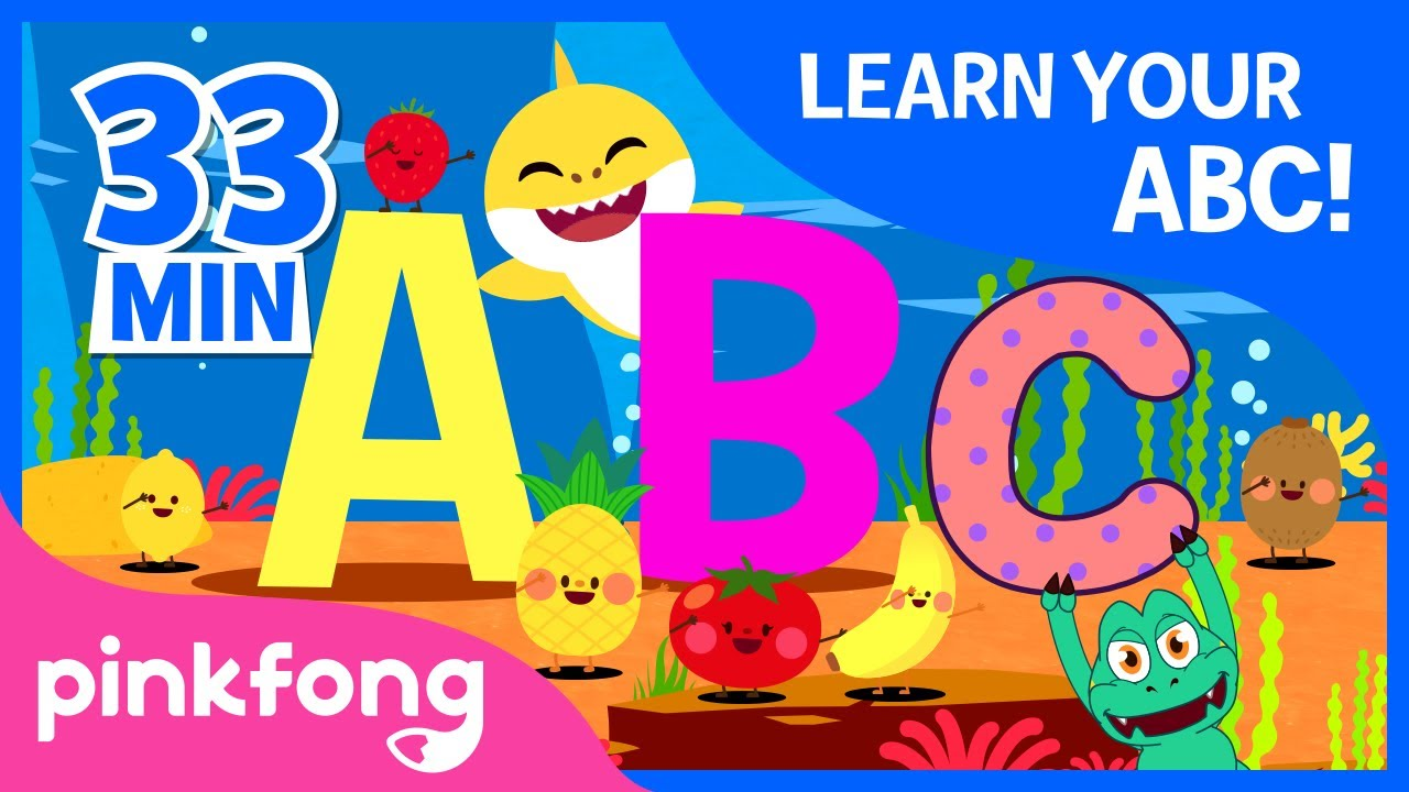Download Learn Your ABC | ABC Songs | +Compilation | Pinkfong Songs for Children