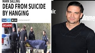 Glee actor Mark Salling found dead while facing prison time for child pornography