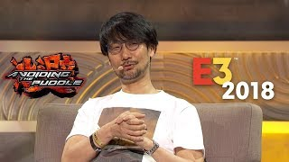 Aris vs. President Kojima and His Secret Service | Tales from E3 2018
