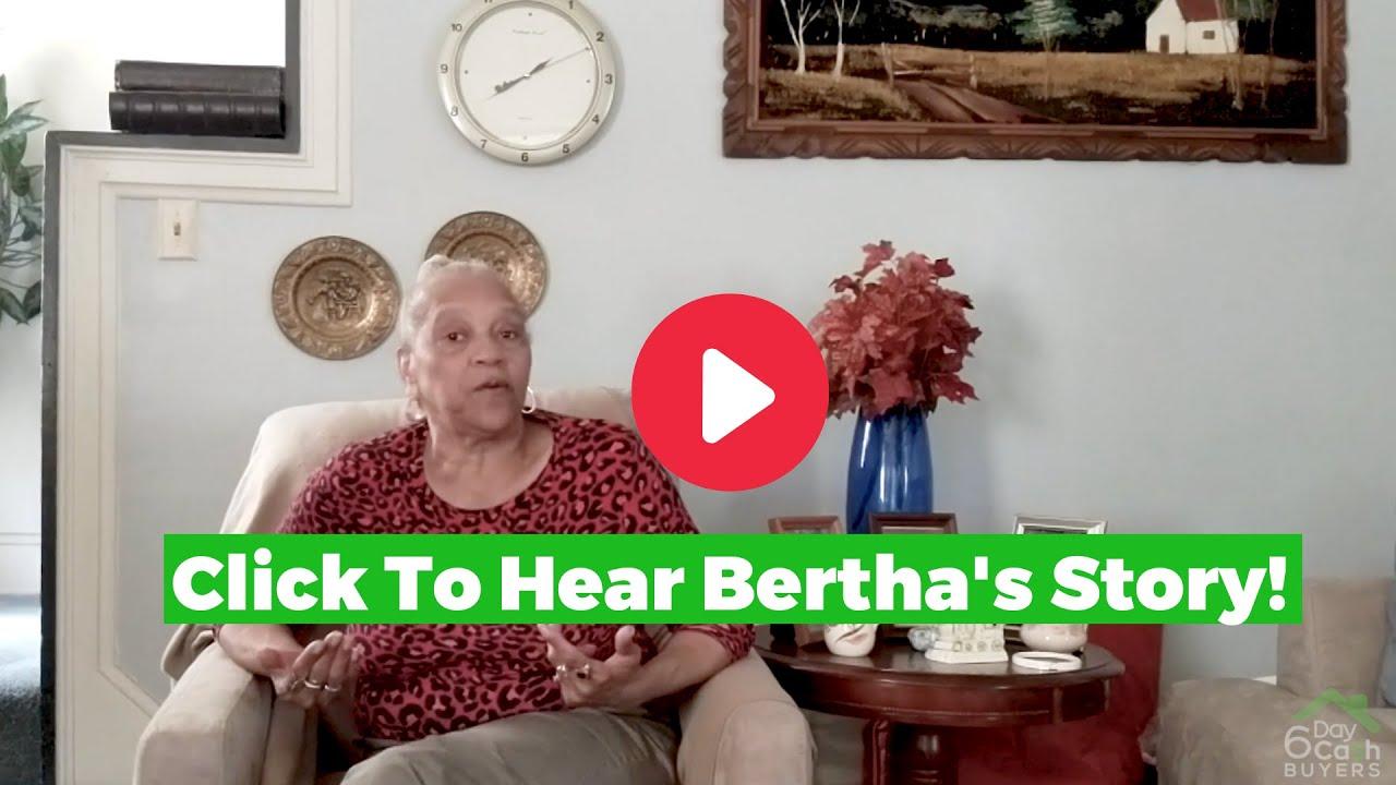 Sell Your House Cincinnati | Bertha's Story | We Buy Houses