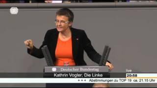 Kathrin Vogler, DIE LINKE: Patientenorientierte Alternative statt Elektronischer Gesundheitskarte