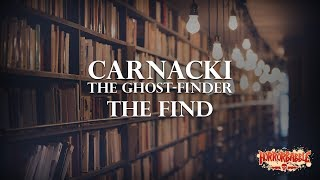 """""""The Find"""" by William Hope Hodgson / Carnacki (8/9)"""