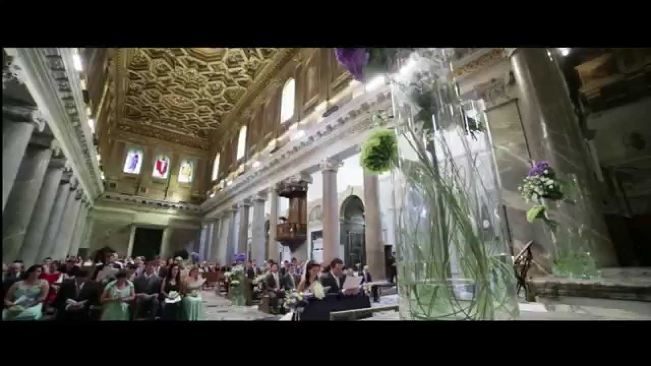 VIDEO Matrimonio VILLA AURELIA Gianicolo Roma Wedding Film