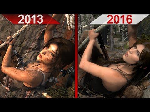 SBS Comparison | Tomb Raider (2013) vs. Rise of the Tomb Raider (2016) | ULTRA | GTX 970 Benchmark