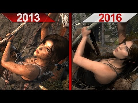 Comparison | Tomb Raider (2013) vs. Rise of the Tomb Raider (2016) | ULTRA | GTX 970 Benchmark