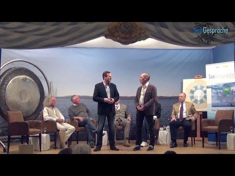 Krieg oder Frieden? Seegespräche mit Christoph Hörstel, Stephan Bernd, Robert Stein, R. Langhans uvm