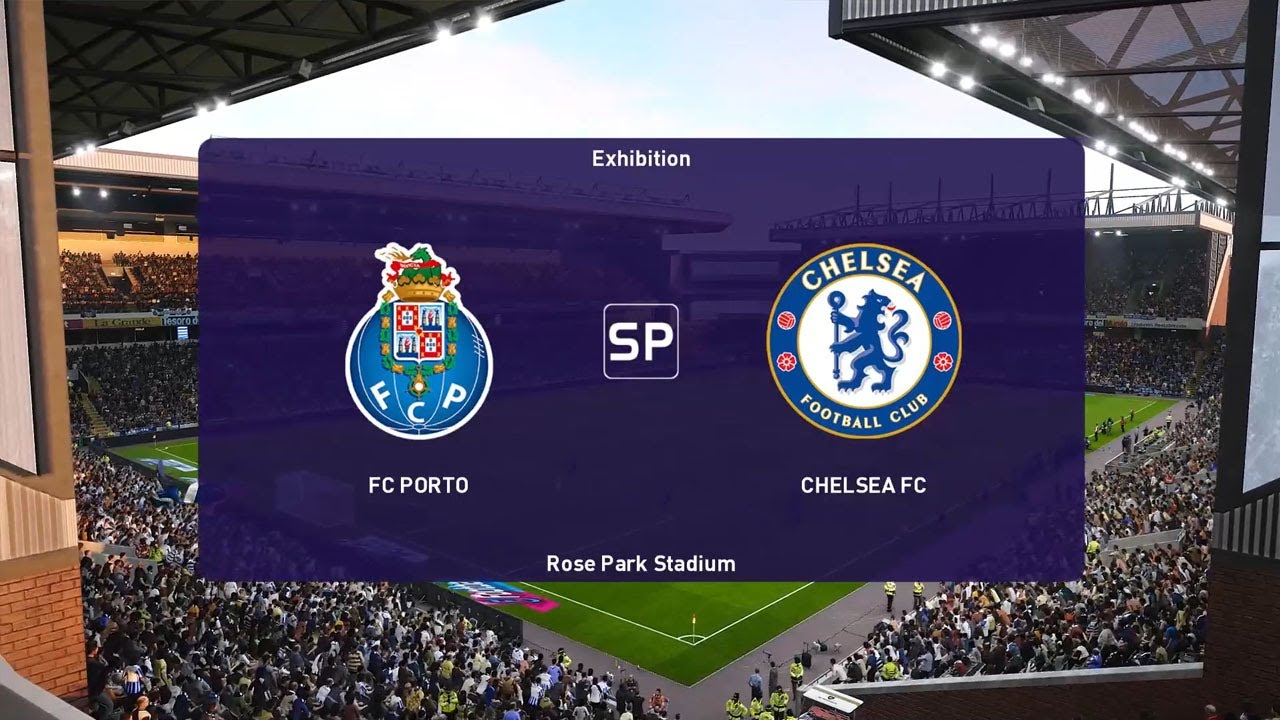FC PORTO VS CHELSEA | UCL QUARTERFINAL 2021 | MATCH PREDICTION GAMEPLAY PES  2021 - YouTube