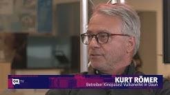 Tatort Eifel 2019 - Gläsernes Studio: Kurt Römer, Kinopalast Vulkaneifel Daun