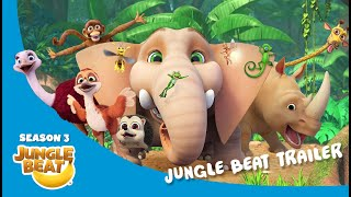 Jungle Beat Season 3 Trailer