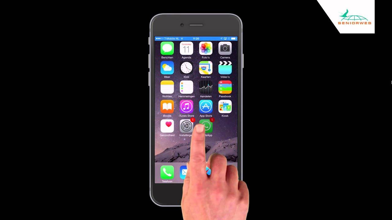 Whatsapp Iphone Meldingen Op Het Scherm Verbergen