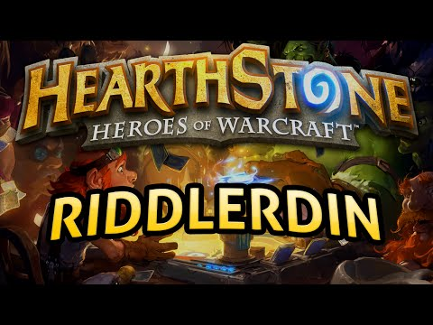 Hearthstone: Riddlerdin - Lord of the Gimmicks