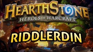 Hearthstone: Riddlerdin - Lord of the Gimmicks