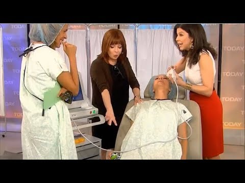 Ultherapy on the TODAY Show with Kathie Lee & Hoda