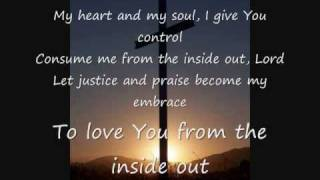 From The Inside Out Hillsong lyrics