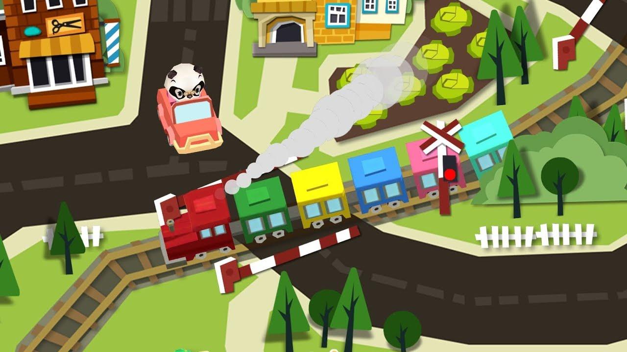 Neu dr pandas spielzeugautos beste kinder apps youtube