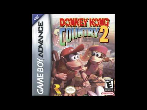 Donkey Kong Country 2 (GBA) Music