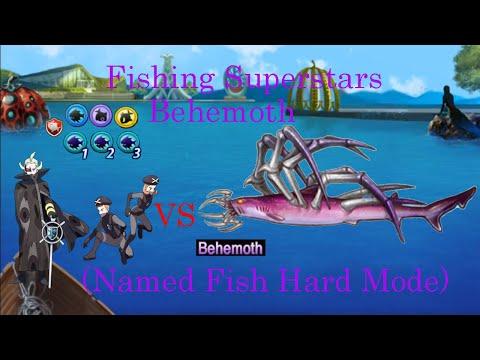 Fishing Superstars - Behemoth (Named Fish Hard Mode)