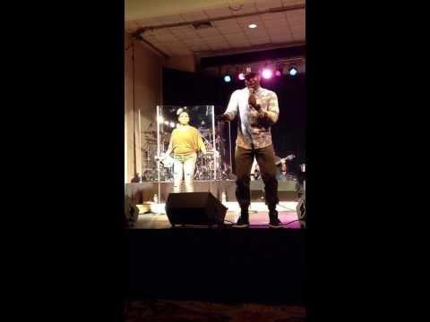 Vashawn Mitchell - Greatest Man (live performance)