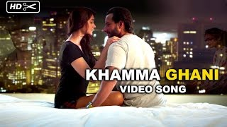 Khamma Ghani (Uncut Video Song) | Happy Ending | Saif Ali Khan & Ileana D