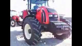 Some nice Zetor Tractors