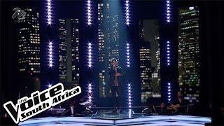 Gavin Edwards: 'Fix You'   Live Round 5   The Voice SA
