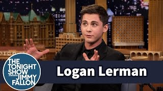 Logan Lerman Went to Bootcamp for Fury
