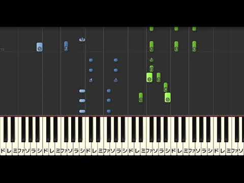 打上花火/DAOKO × 米津玄師(ピアノソロ中上級)【楽譜あり】DAOKO x Kenshi Yonezu - Uchiage Hanabi [PIANO]