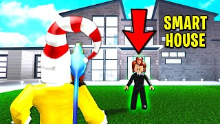 She Sold Me This RICH ONLY Smart House.. But Something Wasn't Right.. (Roblox)