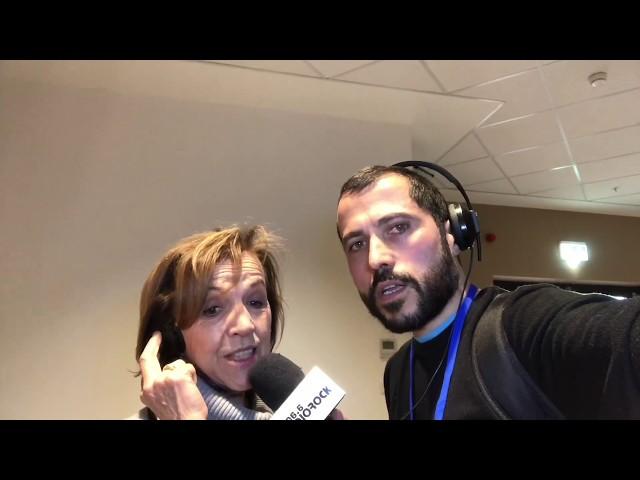 """Elsa Fornero canta Fabrizio De Andre' e su Matteo Salvini: """"Abbiamo una cosa in comune!"""
