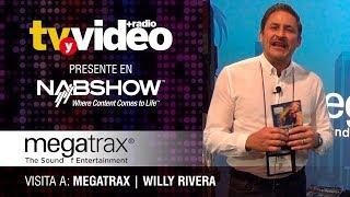 Visita a Megatrax durante NabShow 2019