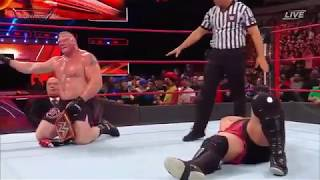 Download Video Brock Lesnar vs Samoa Joe Full match - Great Balls of Fire 2017 MP3 3GP MP4