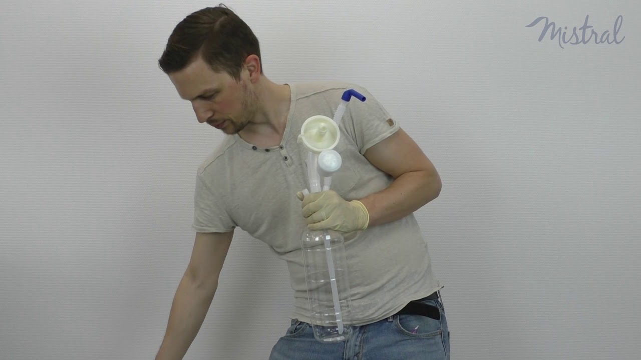 FBM 2.0 EF/EC - Installation du kit d'hygiène