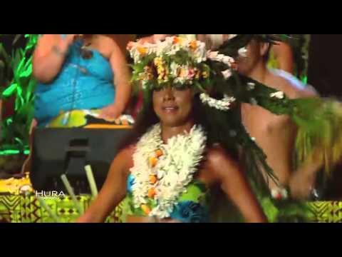 HURA TAPAIRU 2015 HEI RURUTU Ori Tahito Tahitian Traditional Dancing