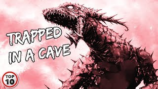 Scariest Charizard Creepypastas - Trapped In A Cave