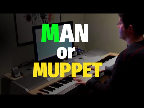 Man or Muppet (The Muppets 2011 Soundtrack) - Piano