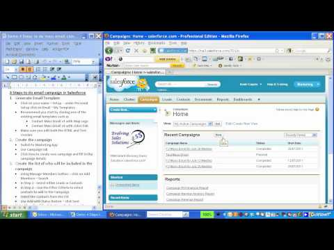 instruction-demo-on-how-to-do-an-email-campaign-in-salesforce