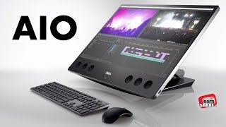 Top 10 Best All-In-One Desktop Computers 2019 - AIO PCs
