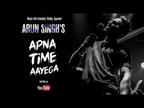 Apna Time Aayega | Arun Singh | Dubstep Mix | Vickky Agarwal | Gully Boy | Ranveer Singh