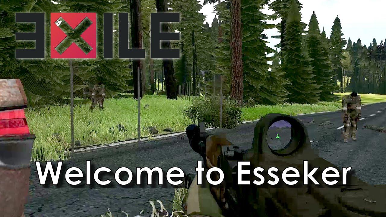 Exile arma 34