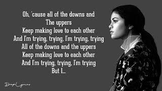 Selena Gomez - Hands To Myself (Lyrics)